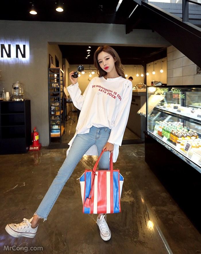 Người đẹp Son Ju Hee trong bộ ảnh thời trang tháng 2/2017 (421 ảnh)