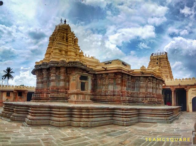 Sri Saumya Keshava Temple, Nagamangala