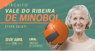 Cajati será palco da 2a etapa do Circuito Vale do Ribeira de Minobol