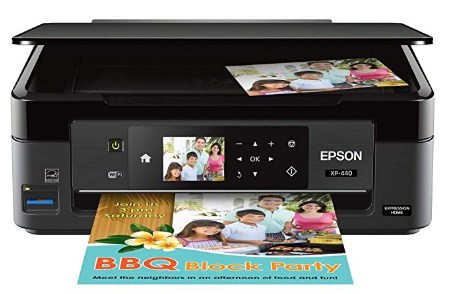 Expression Home XP-440 Printer Driver Free Downloads