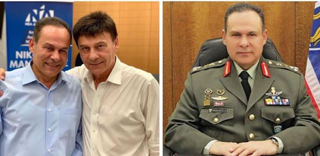 Α ΠΕΙΡΑΙΑ: Αξιοποίηση  του Νικόλαου Μανωλάκου στο Υφυπουργείο Εθνικής Άμυνας;