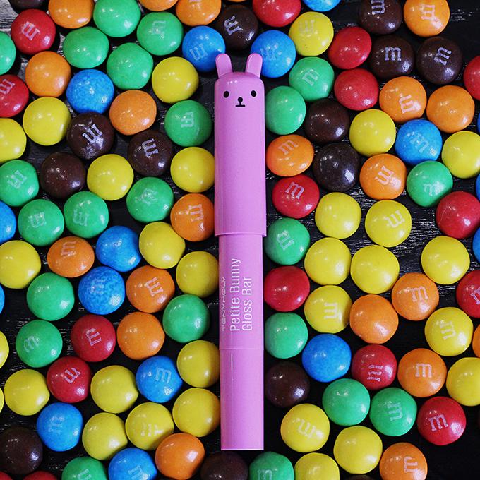 Tonymoly - Petite Bunny Gloss Bar Review