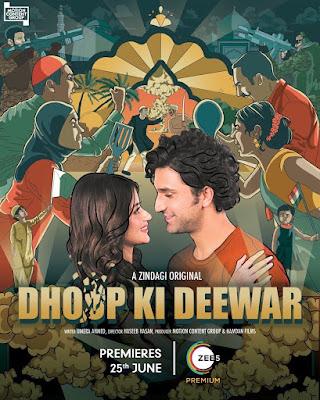 Dhoop Ki Deewar (2021) Season 01 Hindi WEB Series 720p HDRip ESub x265 HEVC [E10]