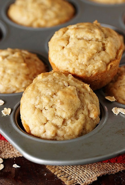 Oatmeal Muffins Image