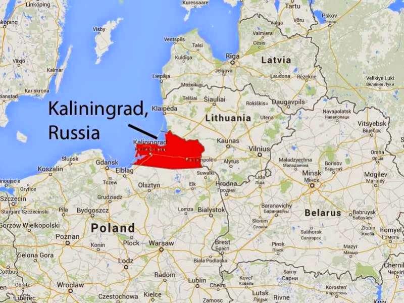 Resultado de imagem para Rússia fortalece Frota Báltica