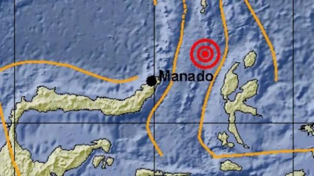 Halmahera Barat Diguncang Gempa 5,4 Skala Richter