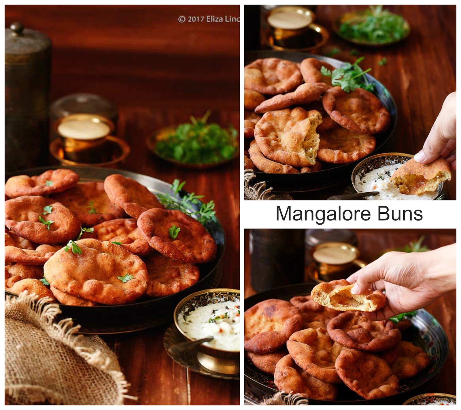 Mangalore buns recipe
