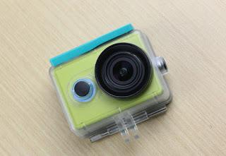 Xiaomi Yi Terbaru, Pilihan Kamera Action Tepat untuk Para Remaja Masa Kini