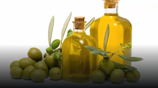 Olive oil is rich in healthy mono unsaturated fats