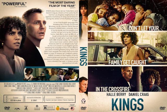 Kings DVD Cover
