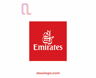 Logo Emirates Airlines Vector Format CDR, PNG