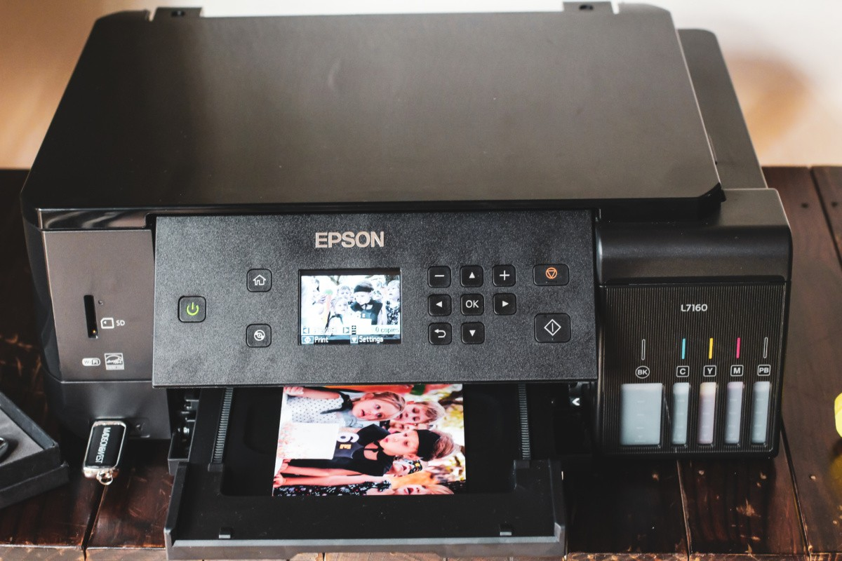 Epson Printer Error Code 0x10 - How to fix