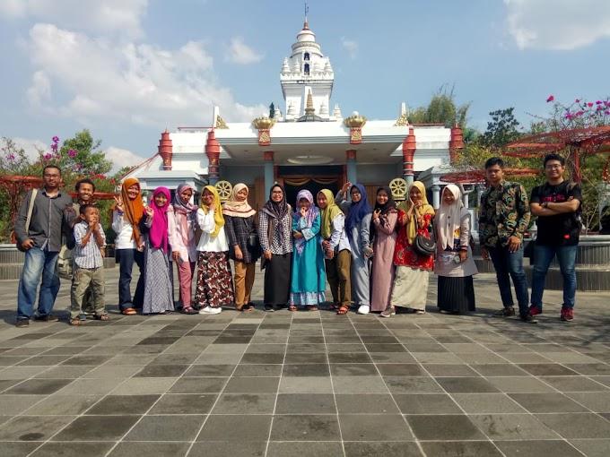 Peace Traveller IPMAFA Kunjungi Tempat Ibadah Lintas Agama