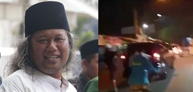 benarkah video Gus Muwafiq Dikejar-kejar warga?