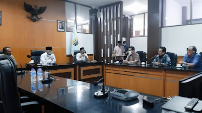 Bupati Sukiman Sambut Baik Lotim Jadi Tuan Rumah Munas Asosiasi LPPL Radio TV Indonesia