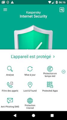 تطبيق Kaspersky Internet Security للأندرويد, تنزيل Kaspersky Internet Security مدفوع, تحميل Kaspersky Internet Security, Kaspersky Internet Security