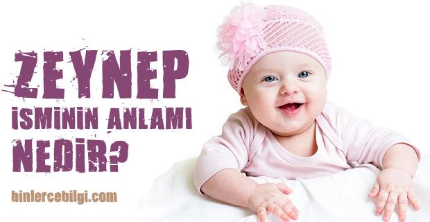 Zeynep ne demek? Zeynep isminin anlamı nedir? Zeynep adı kuranda geçiyor mu? Zeynep ismi hakkında kısa bilgiler. Zeynep isminin anlamı hakkında merak edilenler..