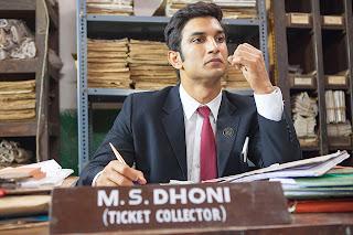 अभिनेता सुशांत सिंह राजपूत ने महेंद्र सिंह धोनी को रूपहले परदे पर सजीव किया
