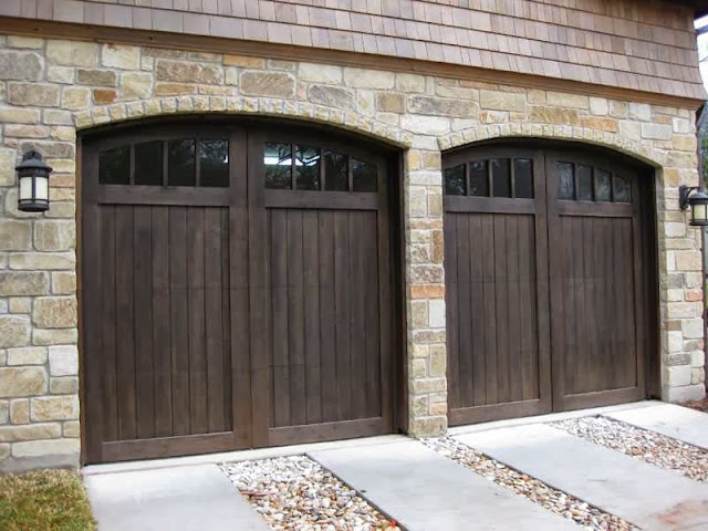 garage door sizes