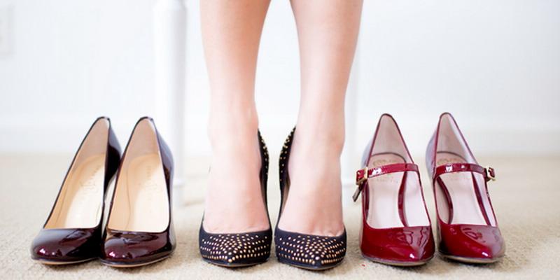 Tips Pilih Sepatu Buat Wanita yang Sesuai Bentuk Tubuh