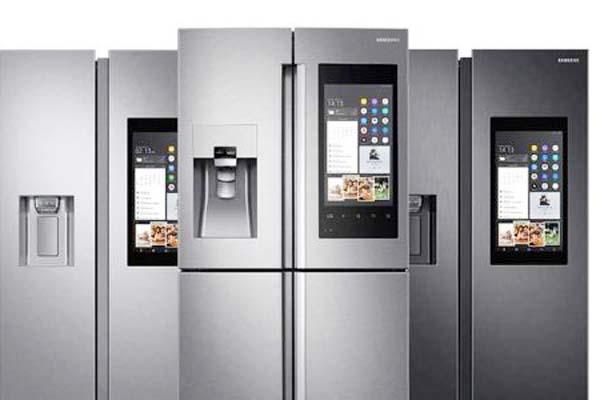 स्मार्ट फ्रिज को लांच करने की तैयारी में एलजी और सैमसंग