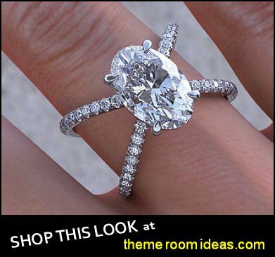 Oval Cut Criss Cross Engagement Ring  womens dress ring womens rings diamond rings