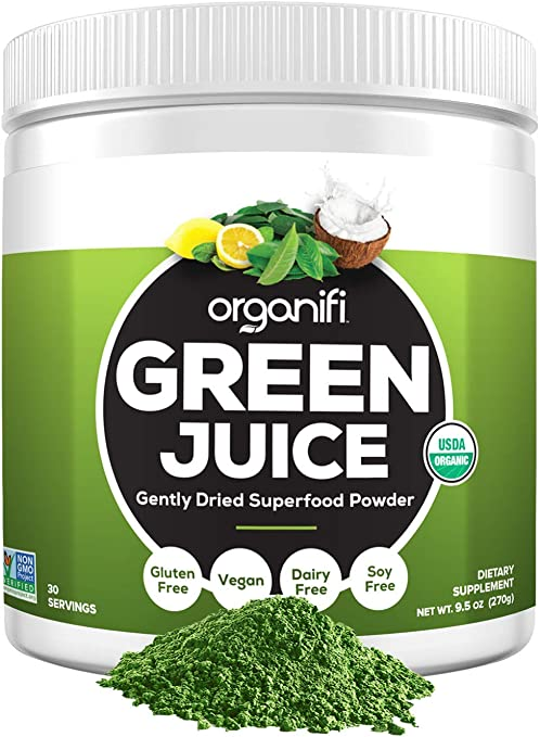 ORGANIFI GREEN JUICE REVIEW | BEST MEAL SUPPLEMENT POWDER | BONUS+DISCOUNT