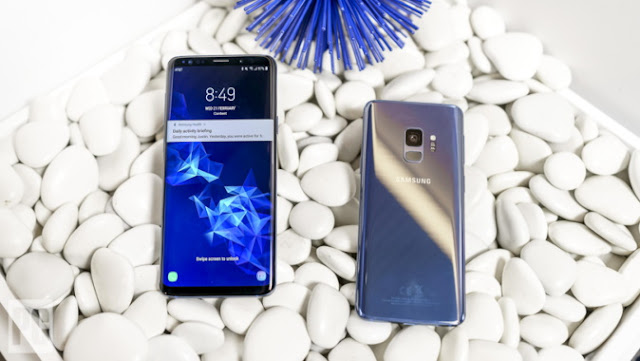 AT&T Starts Pushing the July Security Patch Update to Samsung Galaxy S9 and S9+