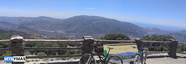 Pedales de Granada. Primera etapa: Niguelas-Capileira