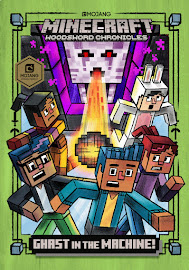 Minecraft Woodsword Chronicles #4 Ghast in the Machine Media