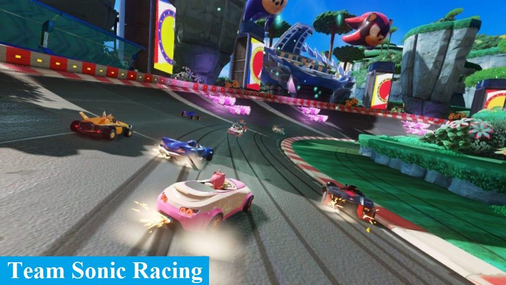 تحميل لعبه Team Sonic Racing free Download For PC - Games