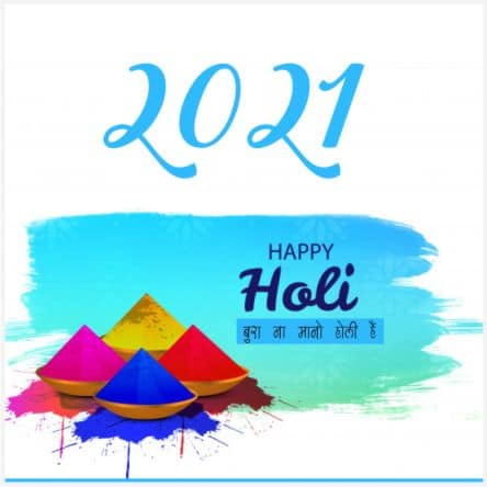 2021 Holi Festival Quotes Hindi