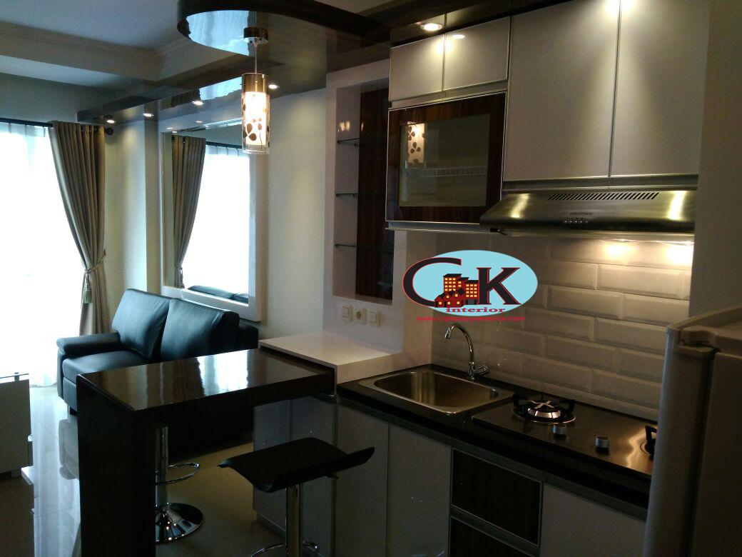 desain interior apartemen mungil dan menarik - cipta karya interior
