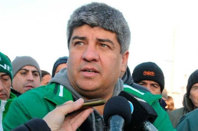 Brey, de Aeronavegantes, también apoyó a Pablo Moyano como futuro titular de la CGT
