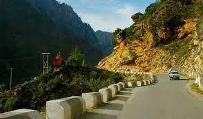 Shimla-Manali-Road