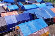 Pascagempa 5,8 Magnitudo, 1.050 Warga Toja Una - Una Masih Mengungsi