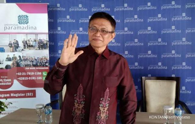 Setelah Gabung Jokowi, PAN Paling Cocok Dapat Kursi Menteri Keuangan