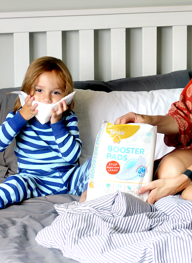 5 Ways to Stop Toddler Overnight Diaper Leaks For Good