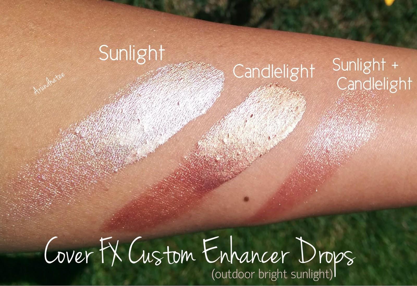 Custom Enhancer Drops by Cover FX #13
