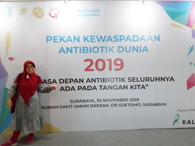 word antibiotic awareness week 2019