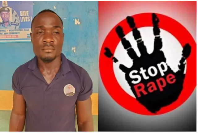 36-year-old school bus driver arrested for raping a four-year-old pupil in the bus