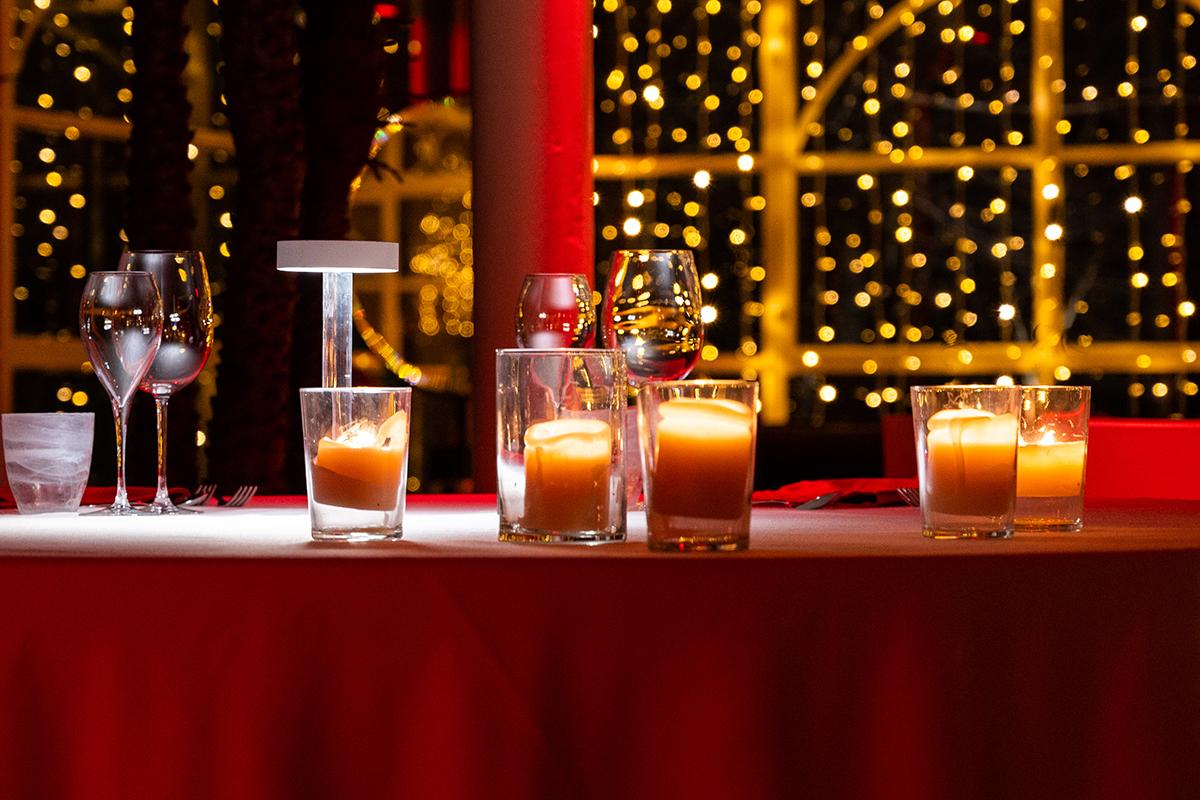 Pacchetto esclusivo Dinner Suite per un San Valentino da sogno