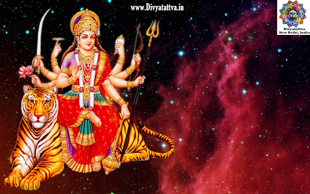 Durga pictures, goddess durga wallpaper, shakti parvati photos hd www.divyatattva.in