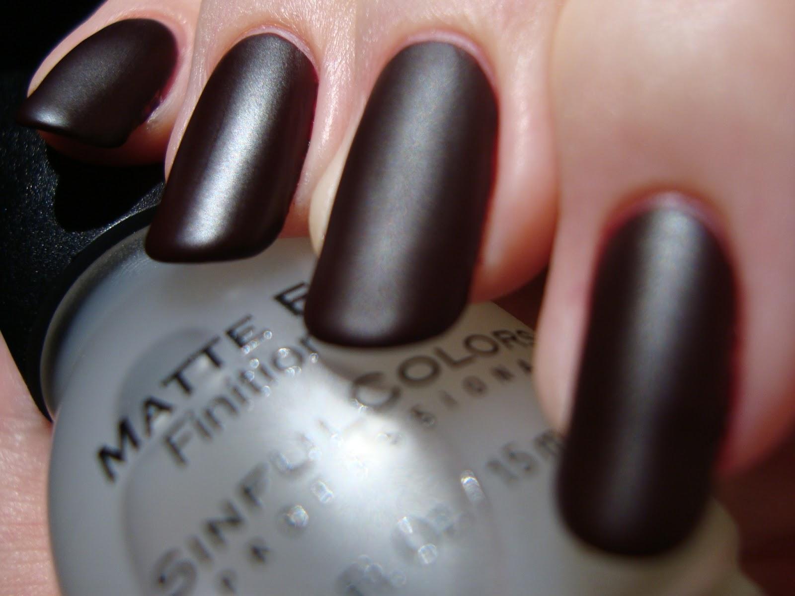 Matte Top Coat Nail Polish Walgreens | Splendid Wedding Company