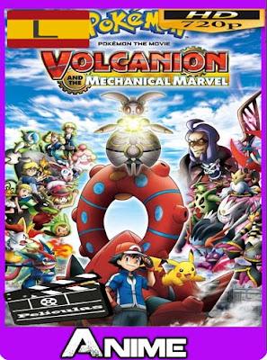 Pokemon la Película Volcanion y La Maravilla Mecánica (2016) latino HD [720P] [GoogleDrive] rijoHD