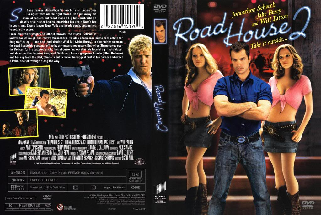 Road House 2 now on Netflix!