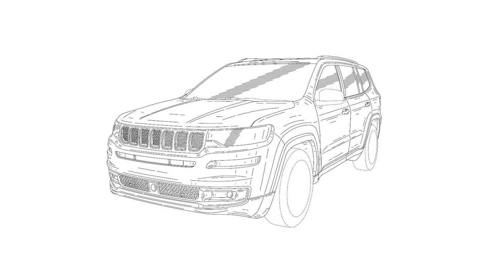 Is This The Production Version Of The Jeep Yuntu Concept