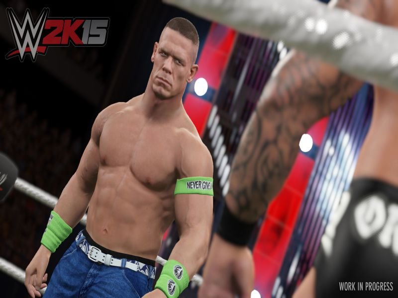 Download WWE 2K15 Free Full Game For PC