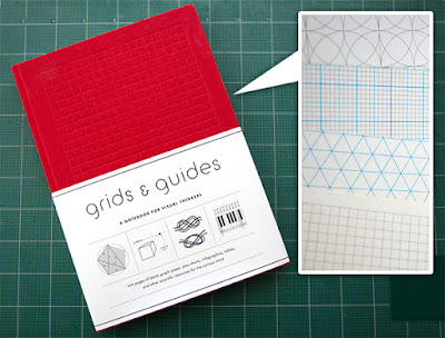 grids & guides notebook cover