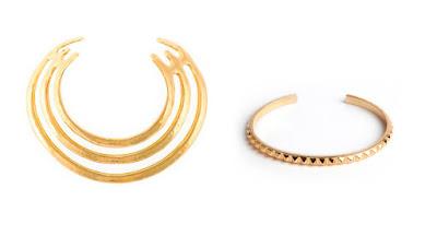 Золотые украшения для Теплой весны и для Теплой осени